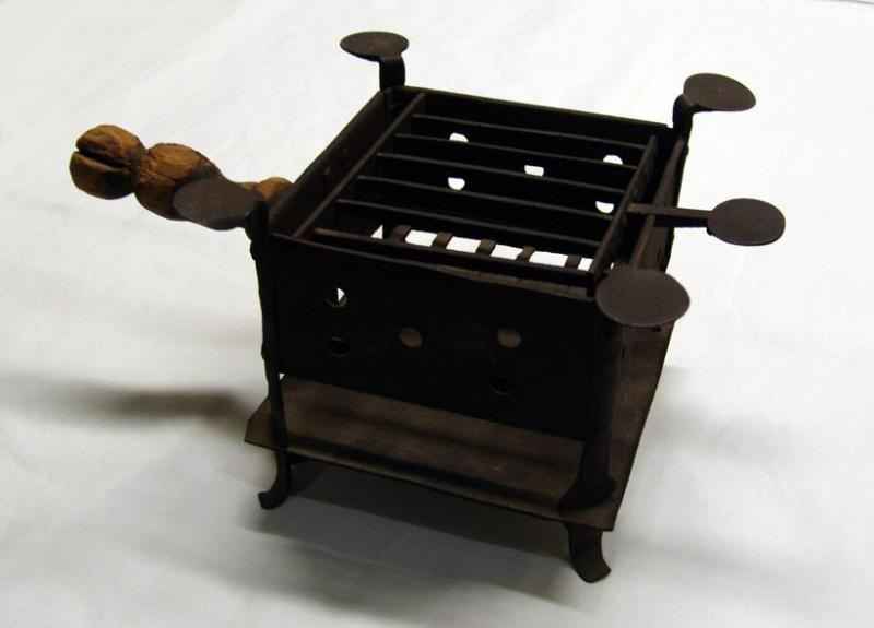 Revolutionary War camp stove