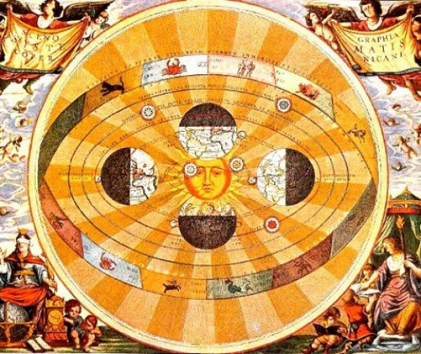 Heliocentric Theory of Nicolaus Copernicus