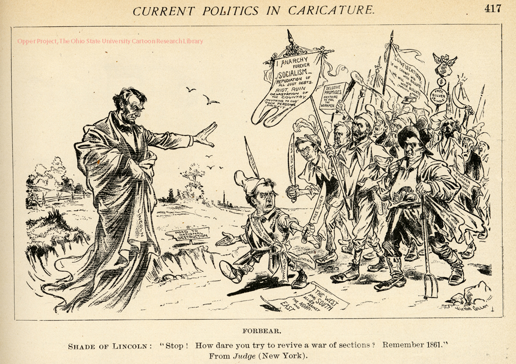Political Cartoons Election Of Lincoln Engine Control Wiring Diagram