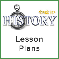 Back to History: American History Lesson Plans