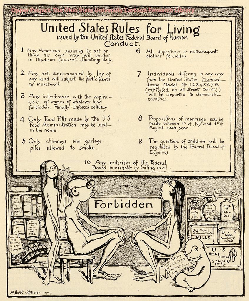 Prohibition – Prohibition Worksheet