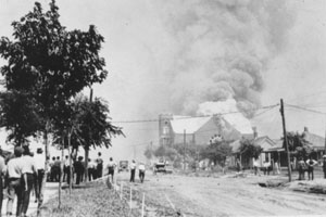 American University Map >> The Destruction of Black Wall Street: The Tulsa Riot | HTI